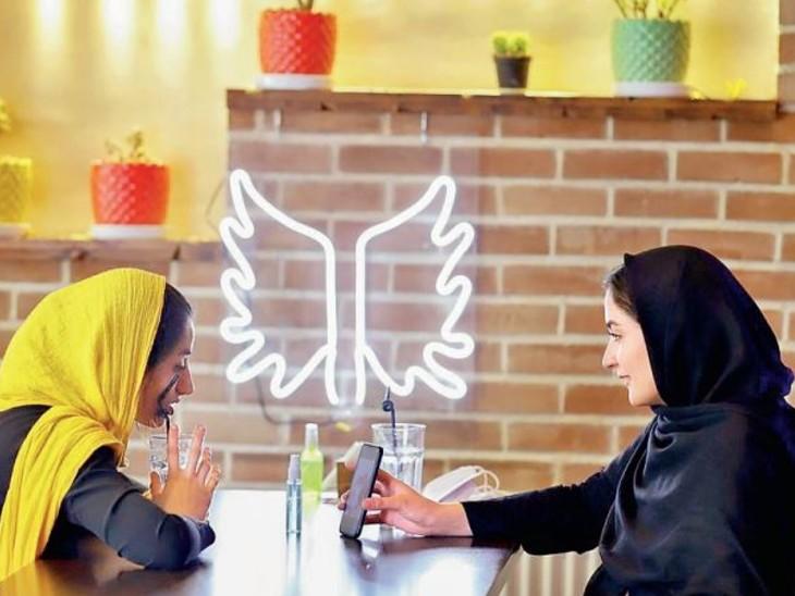 ईरान में प्रजनन दर कम, इसलिए शादियों को बढ़ावा देने सरकारी एप 'हमदम' लॉन्च|विदेश,International - Dainik Bhaskar