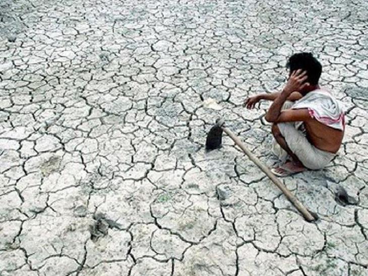 मानसून की बेरुखी ने चिंता बढ़ाई: देश के 41% इलाके में सामान्य से कम बारिश, इससे बढ़ सकती है महंगाई