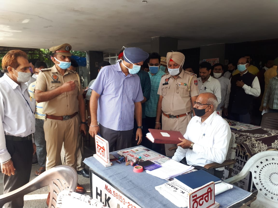 दो एजेंट पकड़े गए, दस्तावेज कब्जे में लेकर पुलिस को दी गई सूचना, हड़कंप मचा|जालंधर,Jalandhar - Dainik Bhaskar