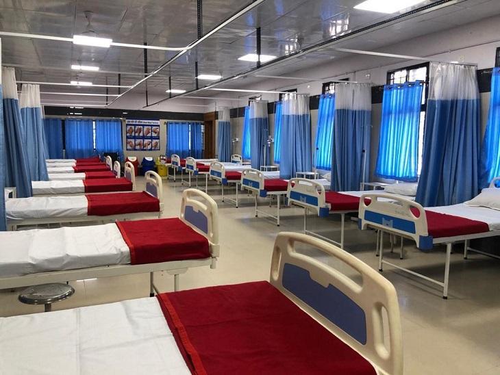 बस्तर में घटे तो बिलासपुर-रायपुर में बढ़ गए कोरोना के नए मरीज, जांजगीर-चांपा में मौत का सिलसिला जारी|रायपुर,Raipur - Dainik Bhaskar