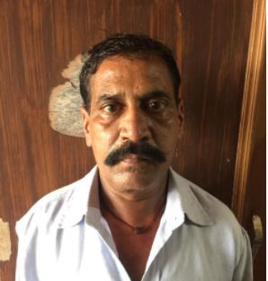 निजी सिक्योरिटी कंपनी का गार्ड लज्जाराम से लूटी गई बंदूक। - Dainik Bhaskar
