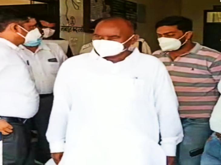 फर्जी मार्कशीट प्रकरण में पुलिस ने विधायक अमृतलाल मीणा को किया था गिरफ्तार, हाईकोर्ट से जमानत मिलने के बाद कल आ सकते हैं बाहर|उदयपुर,Udaipur - Dainik Bhaskar