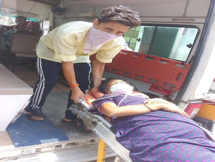 सरकार के दावों को झुठलाती दर्द भरी दास्तां, एक दो नहीं दर्जनों घर हुए तबाह|कानपुर,Kanpur - Dainik Bhaskar
