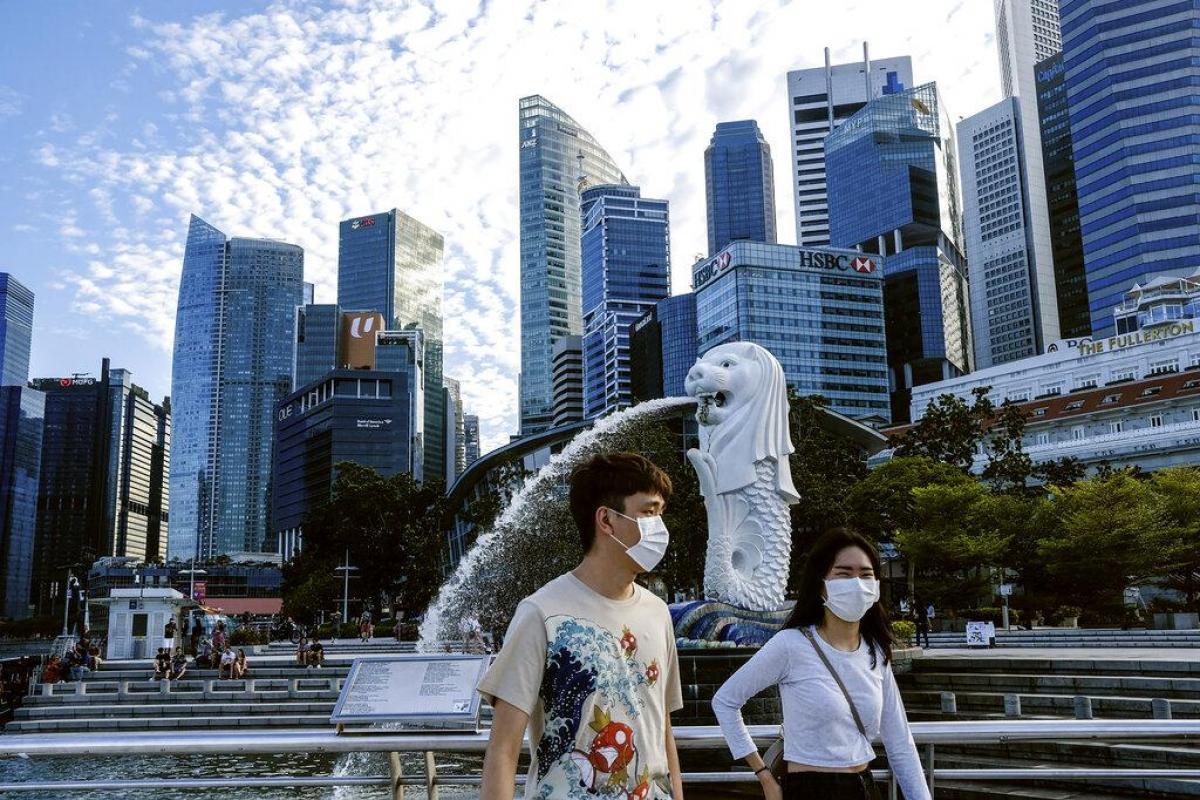 सिंगापुर से एक लाख से अधिक विदेशी पेशेवरों का पलायन, वजह-सख्त कोविड नियम, लोगों का विरोध और टीकों की कमी|विदेश,International - Dainik Bhaskar