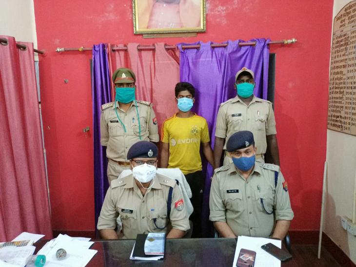 गोरखपुर का युवक 250 रुपए उधार नहीं चुका सका तो उसे ईंट से कूचकर कर मार डाला; पुलिस ने एक आरोपी को किया गिरफ्तार|गोरखपुर,Gorakhpur - Dainik Bhaskar