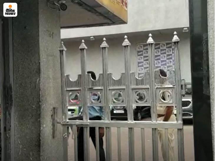 भोपाल दफ्तर में रिपोर्टिंग-डेस्क टीम को काम करने से रोका, मोबाइल जब्त किए; नाइट टीम को दोपहर 1 बजे तक रोके रखा|मध्य प्रदेश,Madhya Pradesh - Dainik Bhaskar