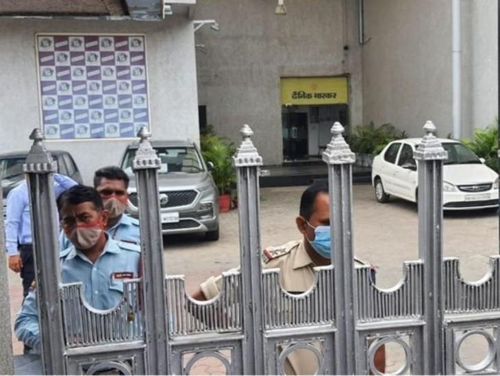 पत्रकारों को काम करने से रोकने की कोशिश; सोशल मीडिया पर ट्रेंड हुआ 'आई स्टैंड विथ दैनिक भास्कर' देश,National - Dainik Bhaskar