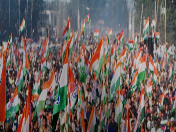 चंडीगढ़ में आज पंजाब कांग्रेस अध्यक्ष नवजोत सिद्धू के नेतृत्व में टेप मामले को लेकर कांग्रेस भवन से पंजाब राजभवन की ओर मार्च किया जाएगा चंडीगढ़,Chandigarh - Dainik Bhaskar