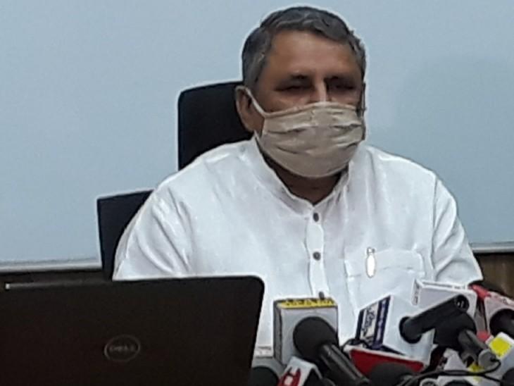 शिक्षा मंत्री बोले- सरकार चाहती है कि बच्चों के स्कूल खोलें, बंद रहने से खराब असर पड़ रहा; CMG की बैठक में तय होगी तारीख|बिहार,Bihar - Dainik Bhaskar