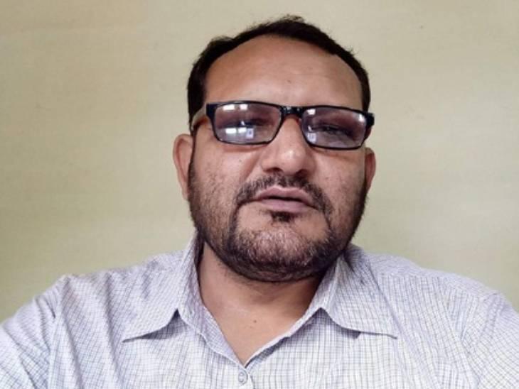 अपर जिला जज फास्ट ट्रैक कोर्ट ने प्रोफेसर की जमानत अर्जी को खारिज कर दिया है। उन्हें जेल भेज दिया गया है। - Dainik Bhaskar