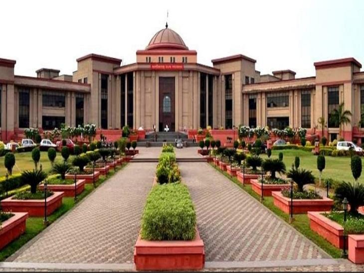 कहा तालाब की जमीन पर बना है मॉल, गिर रहा वॉटर लेवल; हाईकोर्ट ने सरकार और बिलासपुर नगर निगम से 2 सप्ताह में मांगा जवाब|बिलासपुर,Bilaspur - Dainik Bhaskar
