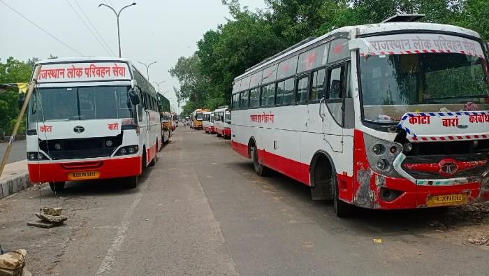बस मालिक संघ ने मांगे पूरी नहीं होने पर 26 जुलाई से प्रदेशभर में हड़ताल की चेतावनी दी है।