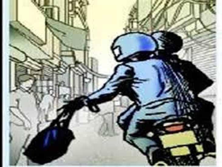 सैनेट्री सामान व्यापारी से तीन युवकों ने मारपीट कर 40 हजार और एटीएम कार्ड लूटा|जोधपुर,Jodhpur - Dainik Bhaskar