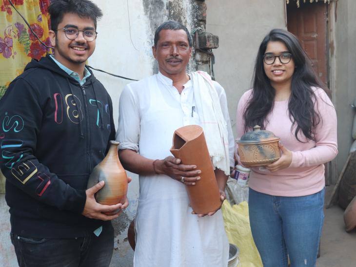 अभिनव और मेघा दोनों की उम्र 20 साल है और दोनों एक ही कॉलेज से ग्रेजुएशन कर रहे हैं।