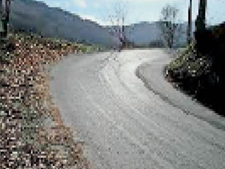 अब तक 211 घटनाओं की रिपोर्ट भेजी, आईआईटी के सुझाव पर जिले में दुर्घटना स्थल|डूंगरपुर,Dungarpur - Dainik Bhaskar