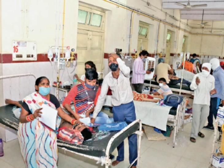 संसद में कहा -ऑक्सीजन की कमी से एक भी मौत नहीं, सच- मप्र में अप्रैल में ऑक्सीजन की कमी से हुए 15 हादसों में 60 लोगों की मौत|भोपाल,Bhopal - Dainik Bhaskar