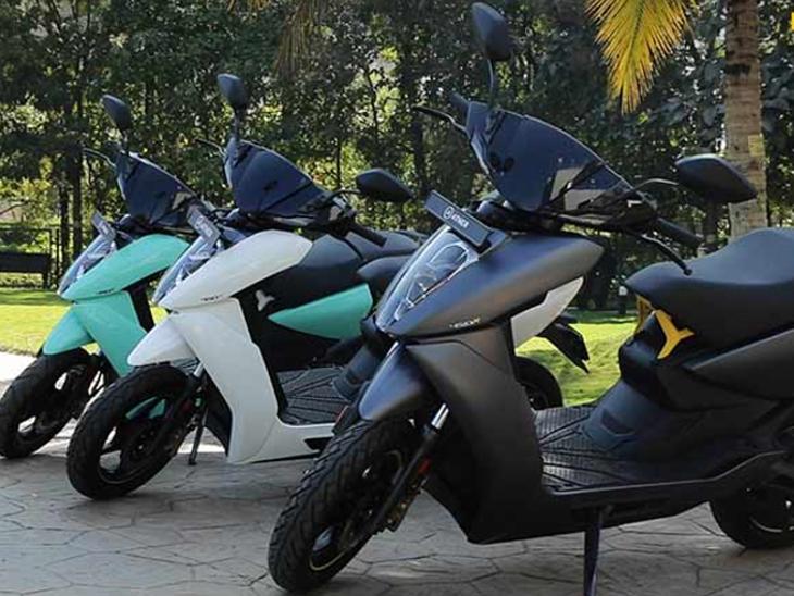 ई-कार और बाइक पर लग रहा सिर्फ 1% टैक्स, भोपाल आरटीओ में ई-कारों के करवाए जा रहे हैं रजिस्ट्रेशन|भोपाल,Bhopal - Dainik Bhaskar