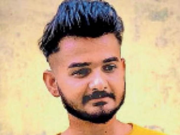 गौंची अरेस्ट, बोला- राजनगर के साहिल ने रेकी कर कहा था- जैन दी हट्टी बोहत चलदी, डेली दो लख दी सेल हुंदी जालंधर,Jalandhar - Dainik Bhaskar