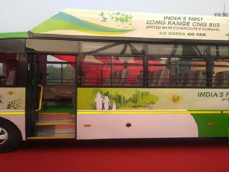 राजधानी में 24 से चलेंगी 50 सीएनजी बसें,350 एंबुलेंस विभिन्न जिलों में जाएंगी, हरी झंडी दिखाएंगे मुख्यमंत्री|पटना,Patna - Dainik Bhaskar