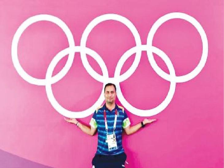रियो में जीता टोक्यो का कोटा, तीसरी बार ओलिंपिक खेलेंगे संजीव राजपूत|यमुनानगर,Yamunanagar - Dainik Bhaskar