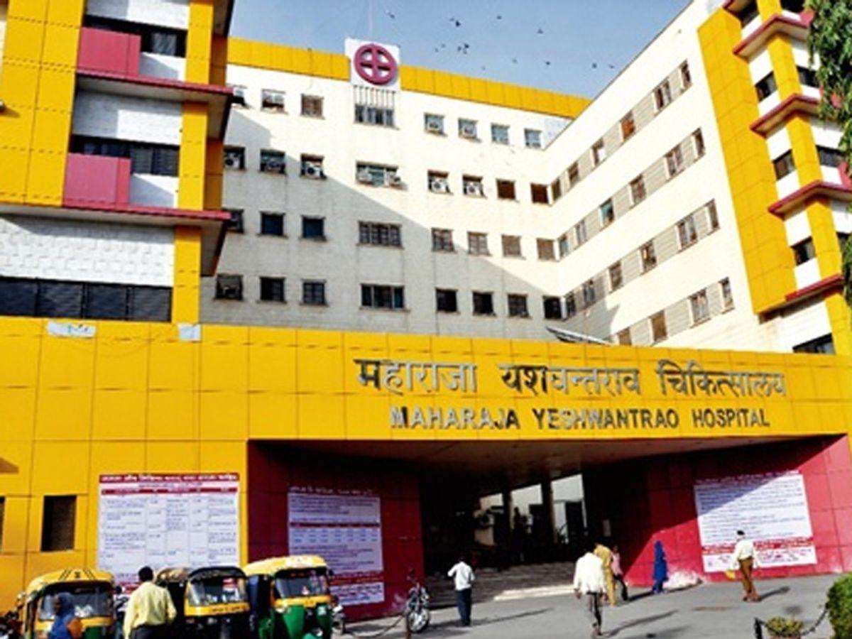 एमवाय में डेढ़ साल से बंद ट्रांसप्लांट जल्द शुरू होने वाला है। - Dainik Bhaskar