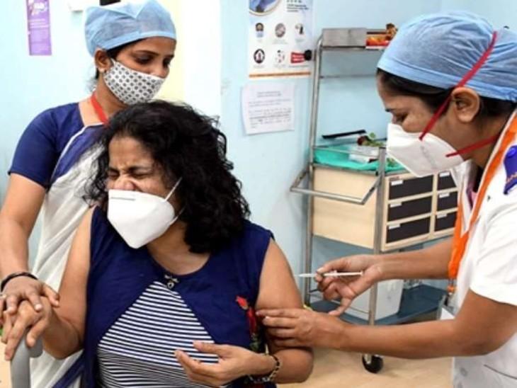 गर्भवती महिलाओं का टीकाकरण कल से - Dainik Bhaskar