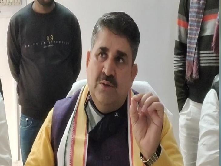रामसूरत राय, भूमि सुधार मंत्री। - Dainik Bhaskar