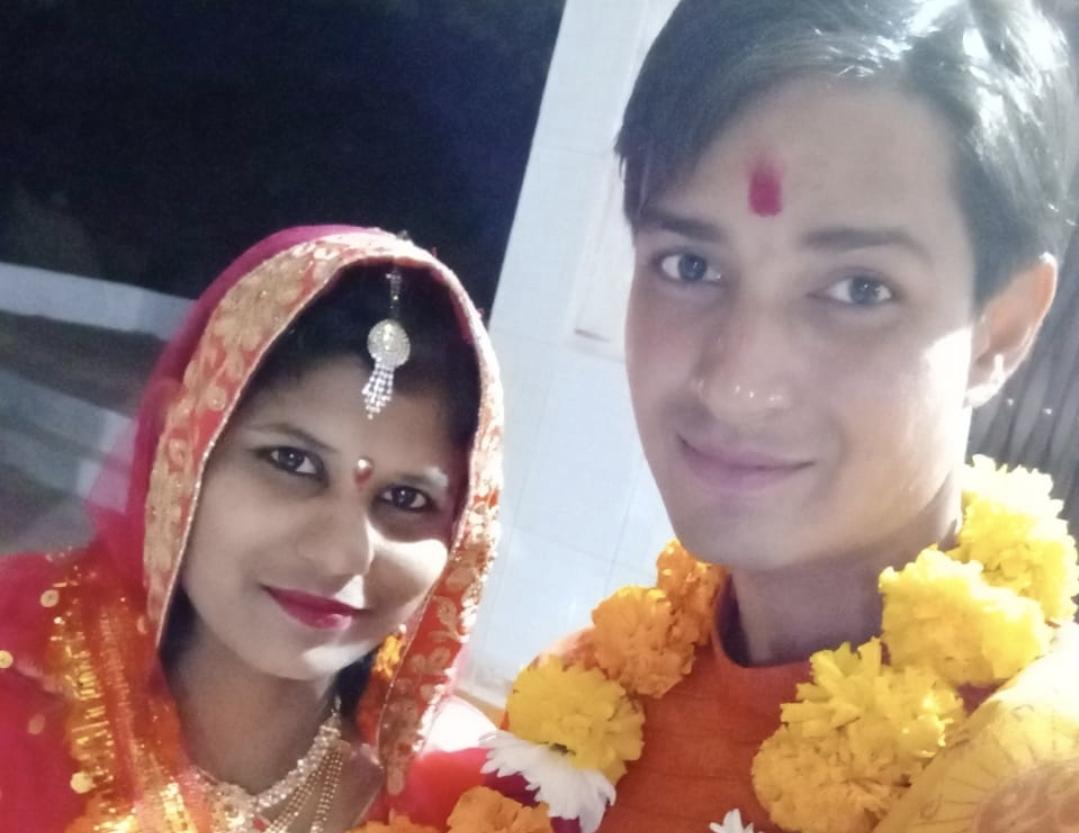 2019 में हुई थी दोनों की शादी, पत्नी के पहले पति से थे दो बच्चे, इसलिए दोनों में होता था विवाद|छिंदवाड़ा,Chhindwara - Dainik Bhaskar