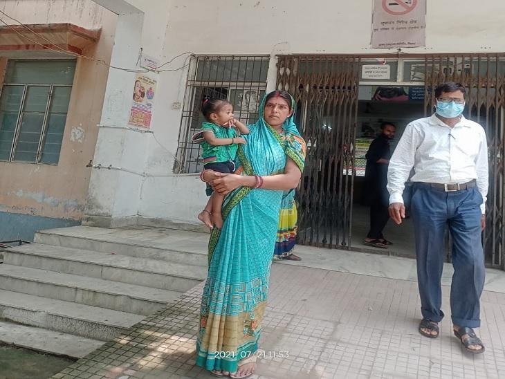 सीवान में बेटी के जन्म लेने पर मां के साथ की गई मारपीट, घर से निकाला, कान-पेट में आई गंभीर चोट|बिहार,Bihar - Dainik Bhaskar