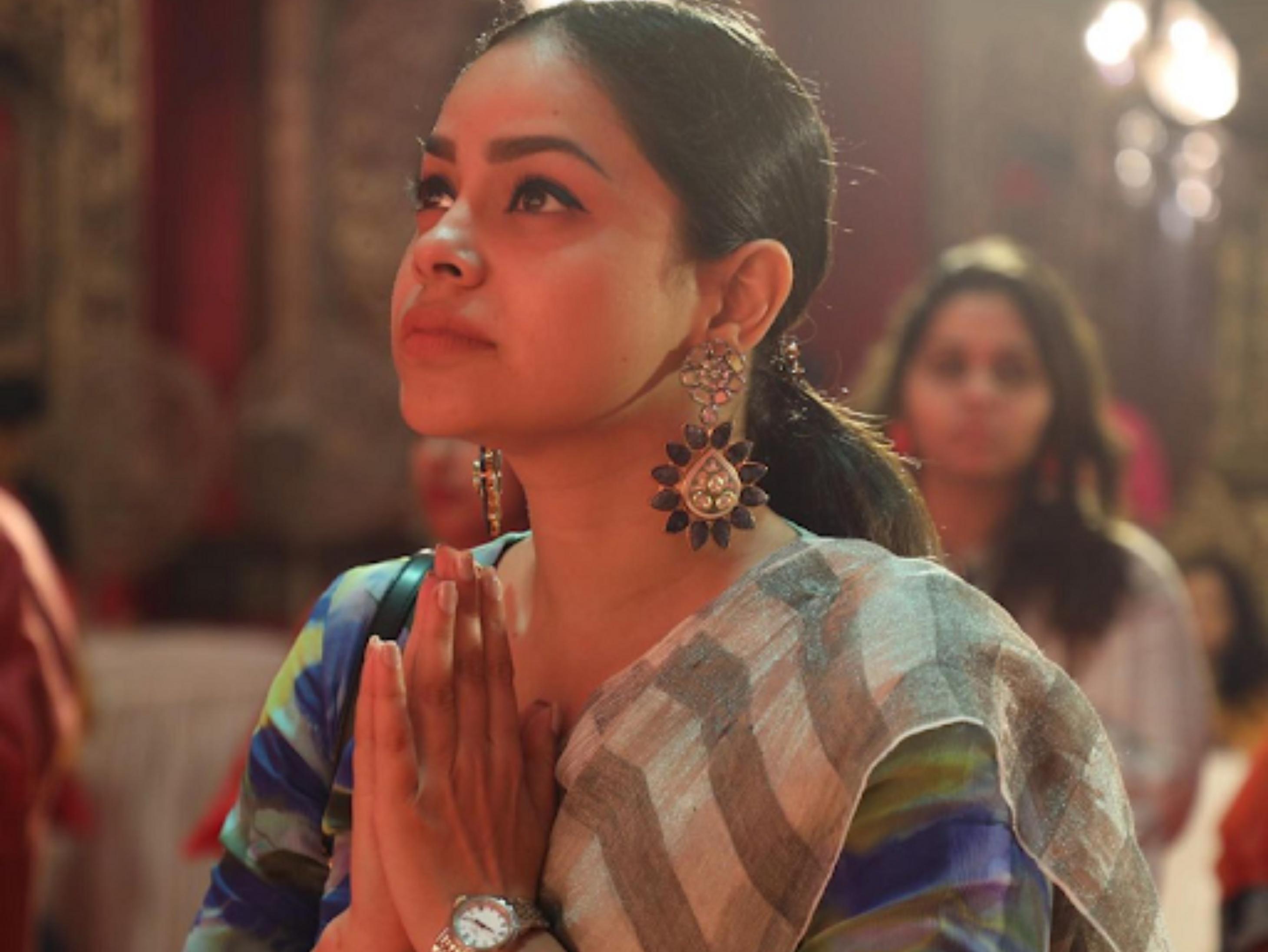 Sumona chakravarti not seen in new promo of the kapil sharma show wrote on social media – it was probably not for you | नए प्रोमो में नहीं दिखीं सुमोना, सोशल मीडिया पर लिखा-ये शायद आपके लिए नहीं था