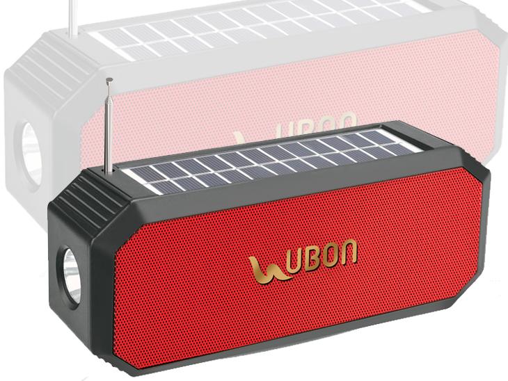 इसमें चार्जिंग के लिए सोलर प्लेट और डुअल टॉर्च मिलेगी, 4 घंटे तक नॉनस्टॉप म्यूजिक सुन पाएंगे|टेक & ऑटो,Tech & Auto - Dainik Bhaskar