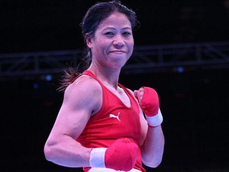 6 बार की वर्ल्ड चैंपियन एमसी मेरीकॉम 2012 ओलिंपिक में ब्रॉन्ज जीत चुकी हैं।