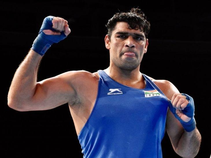 सतीश कुमार हैवीवेट कैटेगरी में हिस्सा लेने वाले इकलौते भारतीय मुक्केबाज हैं।