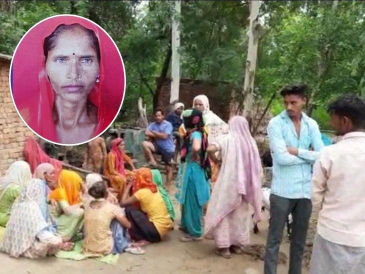 थाने पहुंचकर बोला- बीवी को मारकर आया हूं, जीजा से बहुत बात करती थी; गिरफ्तार कर लो मुझे|मुरादाबाद,Moradabad - Dainik Bhaskar