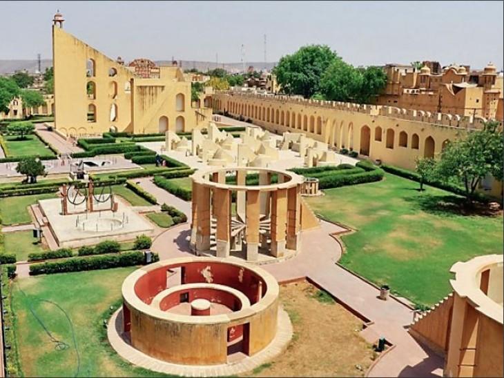 गुलाबी नगरी जयपुर का ऐतिहासिक जंतर-मंतर