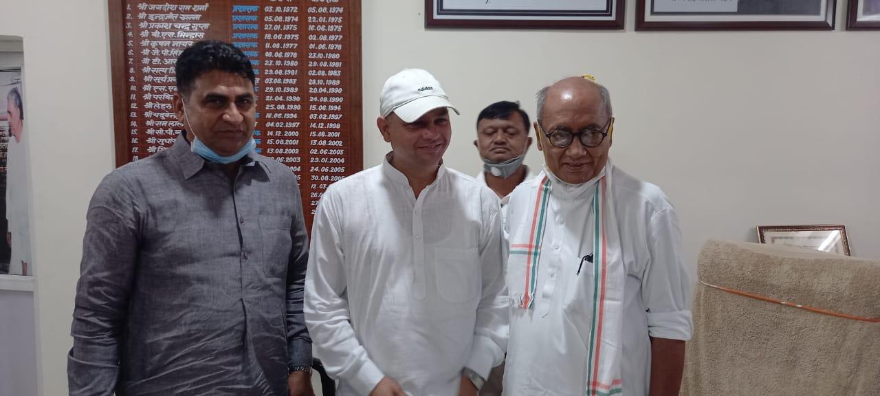 MP के पूर्व मुख्यमंत्री बोले- प्रधानमंत्री नरेंद्र मोदी 2017 में इजरायल गए थे, 2018 में भारत में इस ऐप का चलन शुरू हो गया राजस्थान,Rajasthan - Dainik Bhaskar