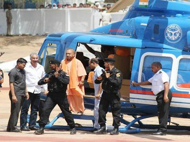 मुख्यमंत्री योगी आदित्यनाथ गोरखपुर में सैनिक स्कूल के शिलान्यास के साथ गोरखनाथ मंदिर के गुरु पूर्णिमा उत्सव में भी शामिल होंगे। - Dainik Bhaskar