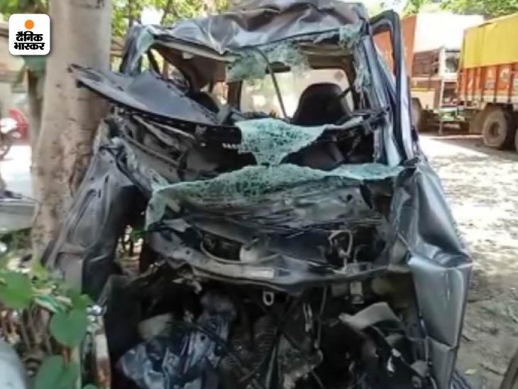 रामपुर में मृतकों में एक महिला चार पुरुष शामिल हैं।