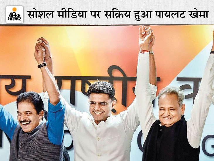 मंत्री बनने के लिए विधायकों की लॉबिंग तेज, गहलोत खेमे से लगी कतार, निर्दलीय और बसपा से आने वाले विधायकों की भी अनदेखी आसान नहीं जयपुर,Jaipur - Dainik Bhaskar