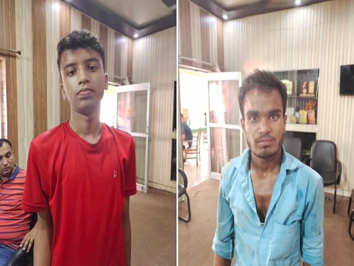 अपहरण कर फोन पर मांगी थी15 लाख की फिरौती, ऋषिकेश से बच्चे को लेकर पहुंचा बिजनौर; पुलिस ने दबोचा|मुरादाबाद,Moradabad - Dainik Bhaskar