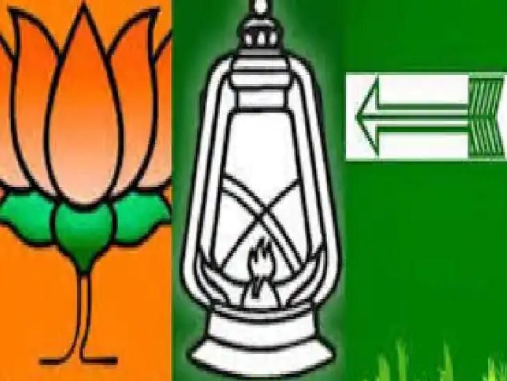 जनगणना कराने की मांग पर JDU की सख्ती बढ़ रही, RJD के तेवर तल्ख हैं; अलग-थलग पड़ती जा रही BJP|बिहार,Bihar - Dainik Bhaskar