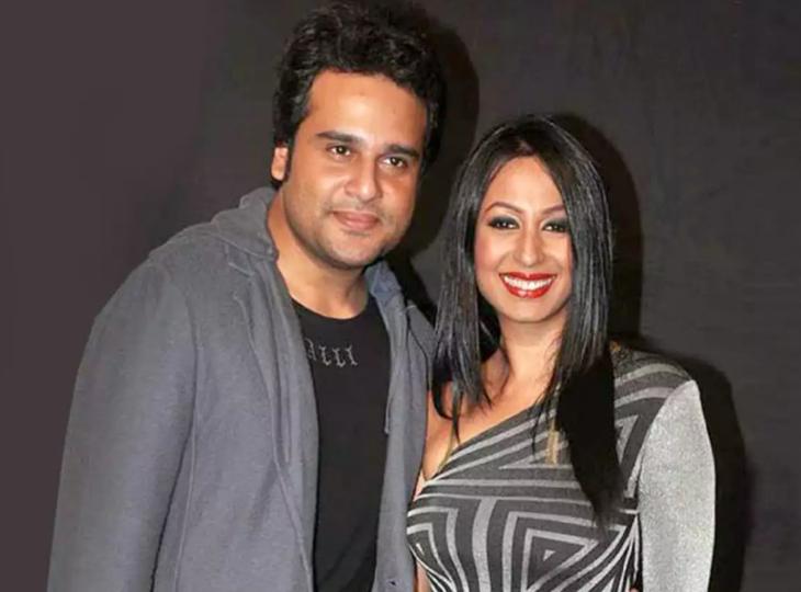 शादीशुदा होते हुए भी गोविंदा के भांजे कृष्णा को दिल दे बैठी थीं कश्मीरा शाह, फिल्म के सेट पर बढ़ी थीं दोनों की नजदीकियां|बॉलीवुड,Bollywood - Dainik Bhaskar