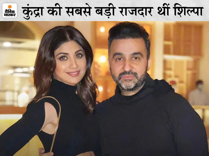 एक्ट्रेस ने कहा-पति बेकसूर, पार्टनर ने उनके नाम का गलत इस्तेमाल किया; नहीं पता क्या करता है हॉटशॉट ऐप|महाराष्ट्र,Maharashtra - Dainik Bhaskar