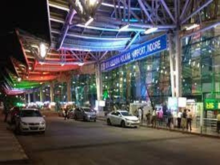 अगले हफ्ते एयरपोर्ट अथॉरिटी को सौंपी जाएगी 20 एकड़ की जमीन, इंटरनेशनल लॉजिस्टिक हब बनाने को लेकर सिंधिया से चर्चा इंदौर,Indore - Dainik Bhaskar