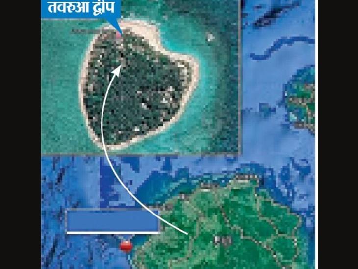 फिजी के द्वीप में एकांतवास पर हैं गूगल के को-फाउंडर लैरी पेज, कोविड राहत में फिजी सरकार को दिया अपना जेट, तब हुआ खुलासा|विदेश,International - Dainik Bhaskar
