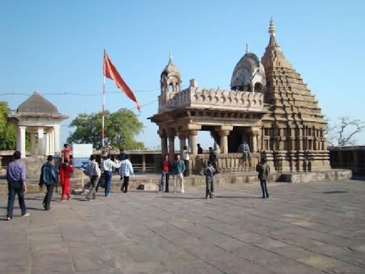 पुरातत्व विभाग करता है इस मंदिर की देखरेख।
