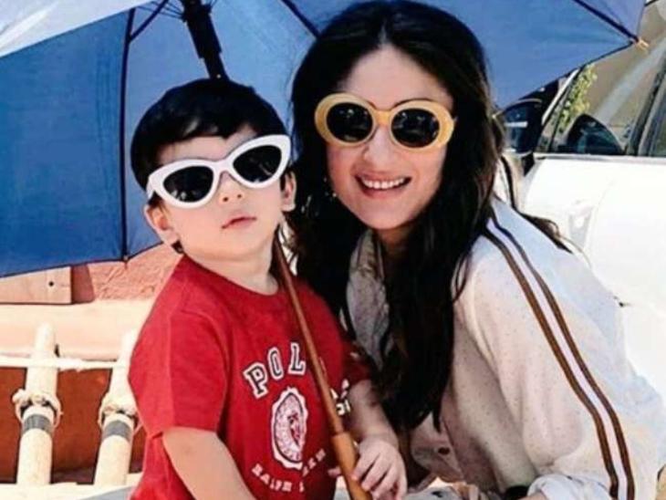करीना कपूर और तैमूर अली खान हैं शो के फैन, एक्ट्रेस बोलीं- हम दोनों साथ में शो को खूब एंजॉय करते हैं टीवी,TV - Dainik Bhaskar