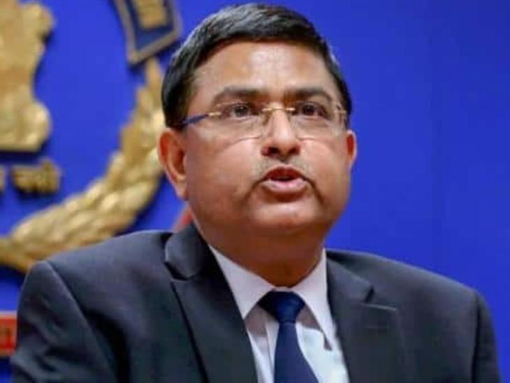 रिटायरमेंट से 3 दिन पहले दिल्ली के पुलिस कमिश्नर बनाए गए, अभी BSF के DG थे|देश,National - Dainik Bhaskar