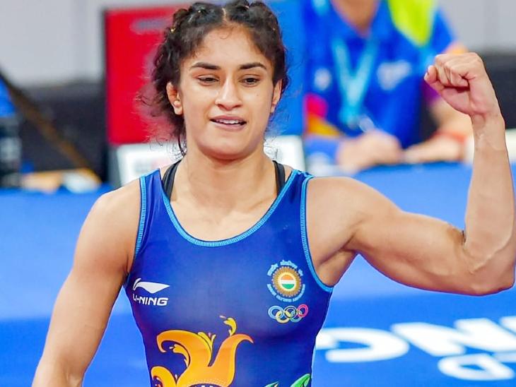 वीजा की अवधि खत्म होने की वजह से नहीं पकड़ी सकीं फ्लाइट, भारत के लिए कुश्ती में गोल्ड मेडल की प्रबल दावेदार|टोक्यो ओलिंपिक,Tokyo Olympics - Dainik Bhaskar