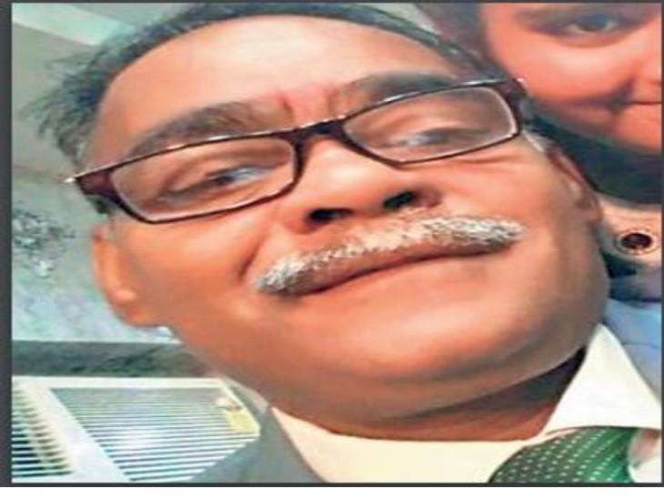 वकील मनाेज कुमार झा - Dainik Bhaskar
